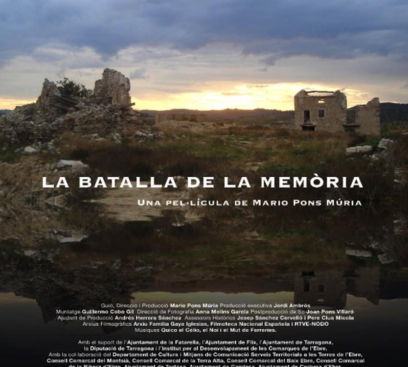 BATALLA MEMORIA