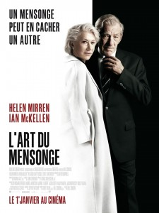 L'ART DU MENSONGE VO/VF