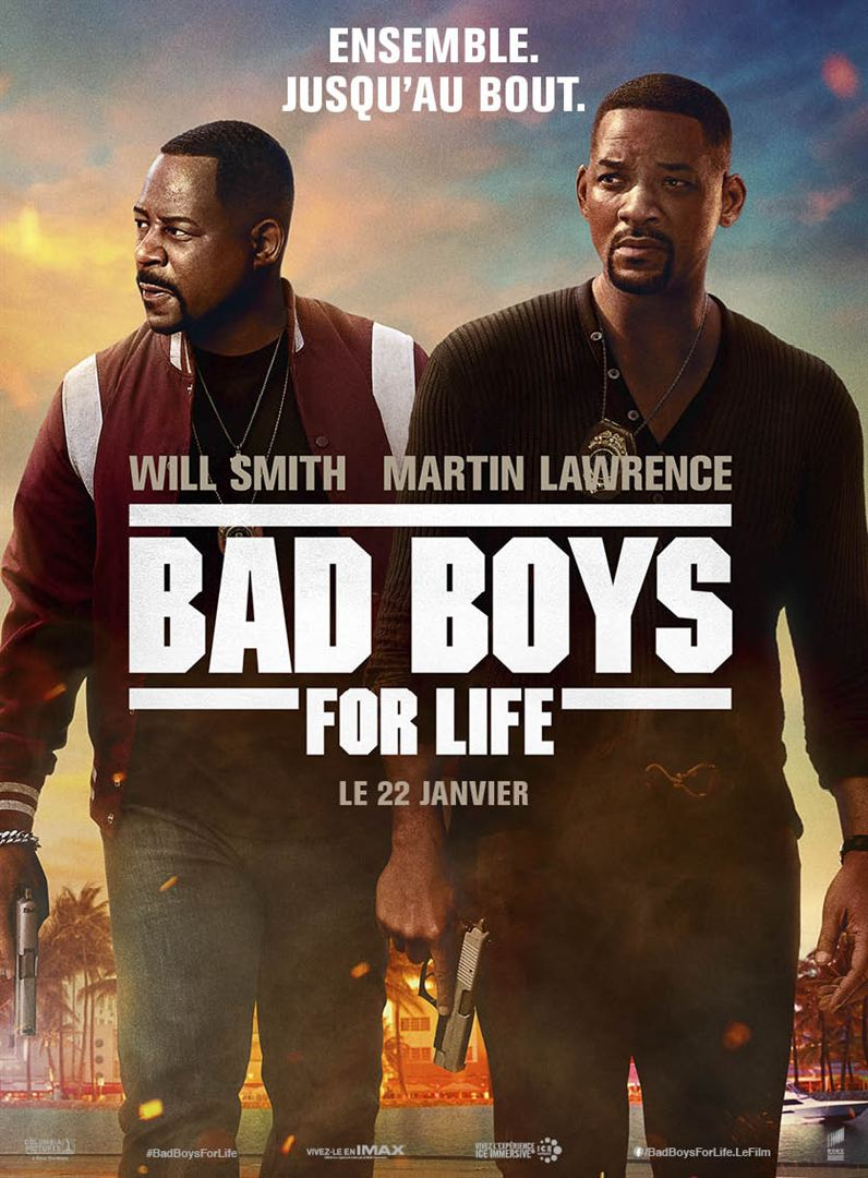 BAD BOYS FOR LIFE (vostfr)