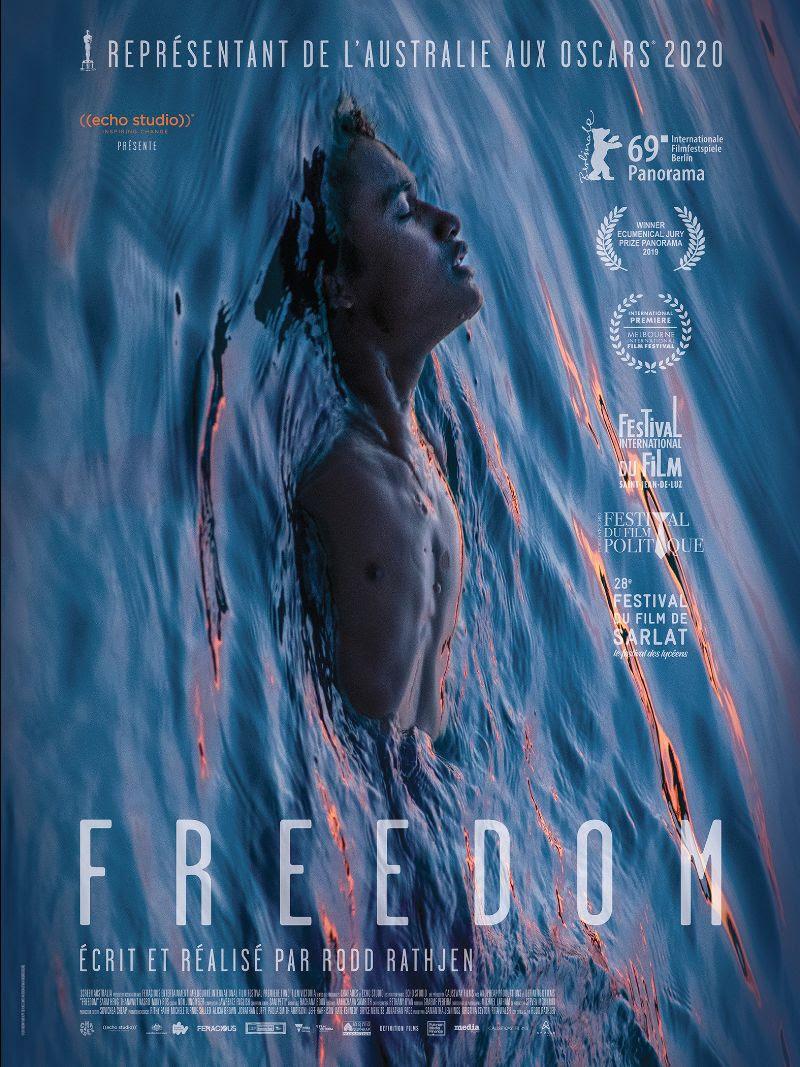 Mardi 25 Février à 20h45 : FREEDOM
